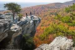Hanging Rock State Park, Stokes County, North Carolina, USA