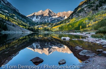 Maroon Lake, Colorado