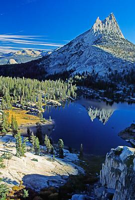 Usa California Sierras San Francisco Coast Redwoods