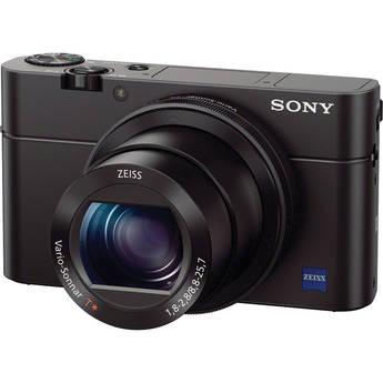 Sony Cyber-shot DSC-RX100 version III Digital Camera